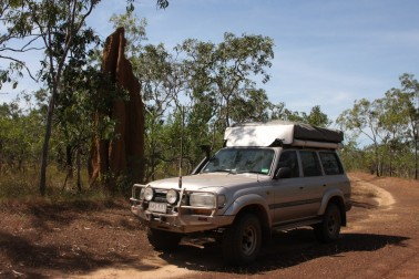 Cruiser in Arnhemland